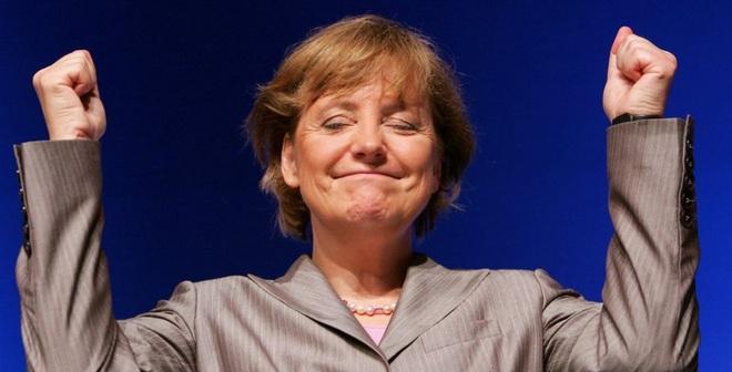 Nước Đức tạm biệt tượng đài Angela Merkel - 1
