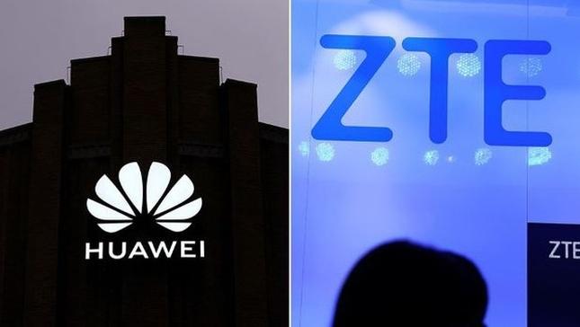 """Mỹ tăng tốc """"cấm cửa"""" thiết bị viễn thông của Trung Quốc"""
