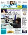 Đón đọc Báo Năng lượng Mới số 362, phát hành thứ Sáu ngày 3/10/2014