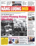 Đón đọc Báo Năng lượng Mới số 363, phát hành thứ Ba ngày 7/10/2014