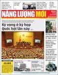 Đón đọc Báo Năng lượng Mới số 367, phát hành thứ Ba ngày 21/10/2014