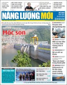 Đón đọc Báo Năng lượng Mới số 368, phát hành thứ Sáu ngày 24/10/2014