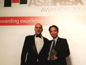 BIDV nhận giải thưởng