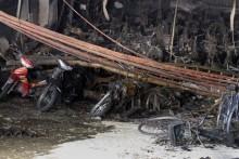 Xe máy cháy tại chung cư Xa La có được bảo hiểm bồi thường?