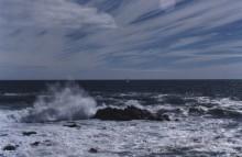 Xuất hiện vùng áp thấp ngoài khơi Trung Bộ
