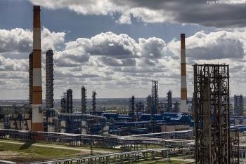 gazprom neft va saudi aramco mo rong hop tac song phuong