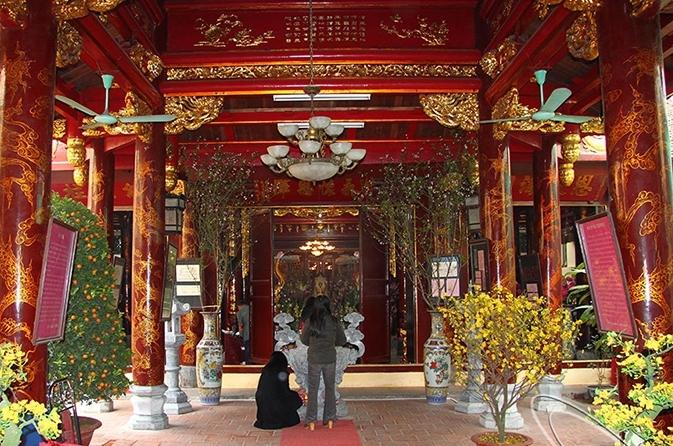 Giải mã giá trị di sản Đông trấn kinh thành Thăng Long