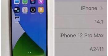 iPhone 12 Pro Max bất ngờ xuất hiện ở Việt Nam trước ngày mở bán