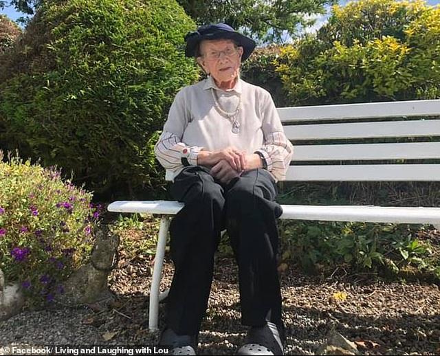 Lá thư của người phụ nữ 107 tuổi giúp vực dậy tinh thần - 1
