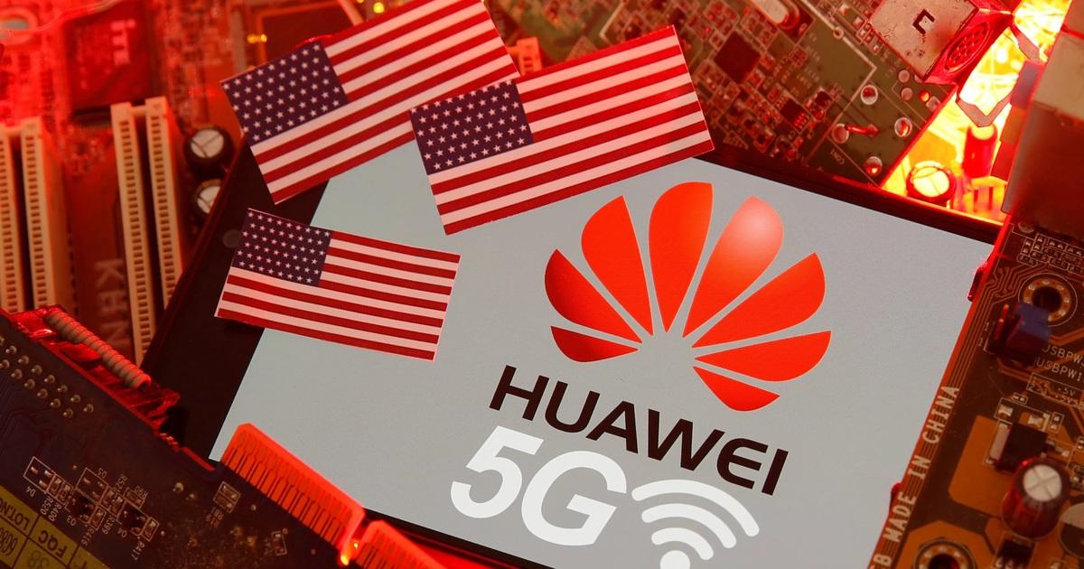 Doanh thu của Huawei vẫn tăng trưởng bất chấp lệnh cấm vận của Mỹ