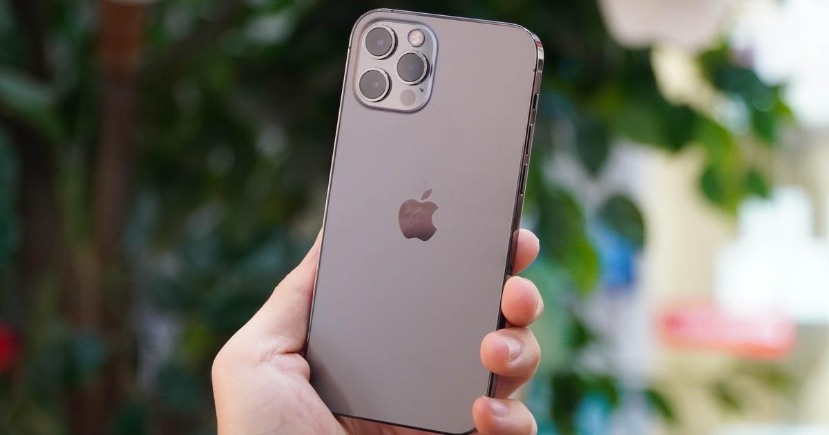 iPhone 12 Pro hàng Trung Quốc về Việt Nam, giá từ 33 triệu đồng