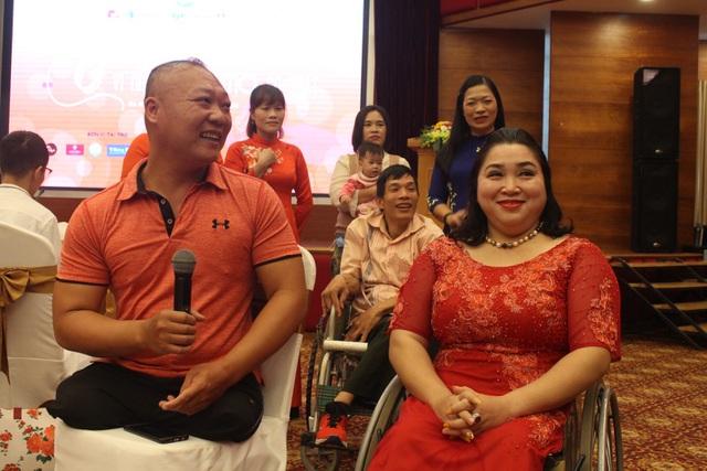 60 cặp đôi khuyết tật sẽ được tổ chức đám cưới tập thể lan tỏa yêu thương - 3