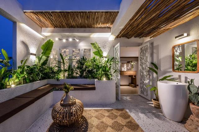 Chàng trai Sài Gòn chi 300 triệu đồng trang trí nhà bằng 50 loại cây độc lạ - 8
