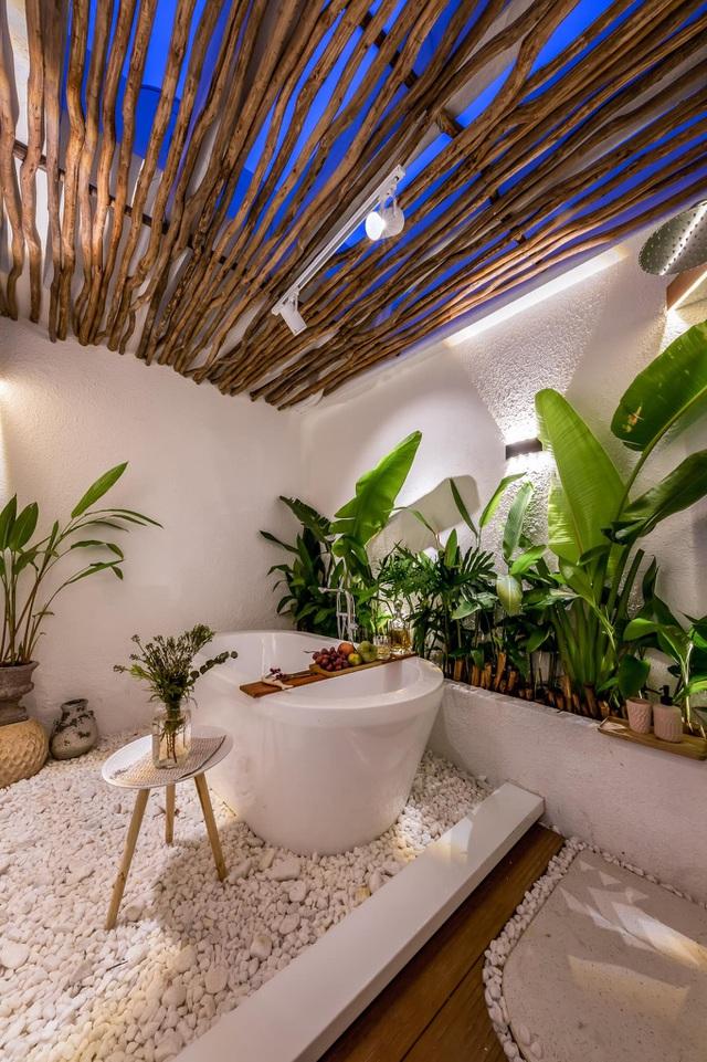 Chàng trai Sài Gòn chi 300 triệu đồng trang trí nhà bằng 50 loại cây độc lạ - 9