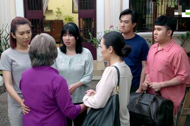 """Phim truyền hình Việt vừa gây """"sốt"""" đã vội hạ """"sốt""""? - 2"""