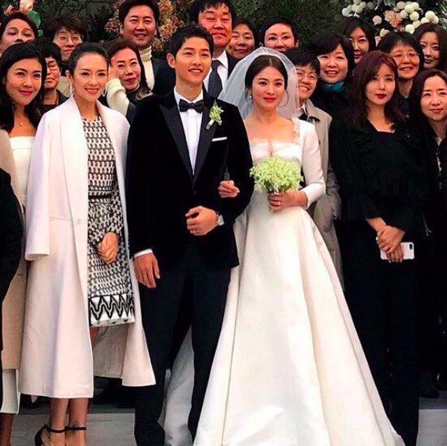 Song Hye Kyo ly hôn vì mâu thuẫn với gia đình Song Joong Ki? - 1
