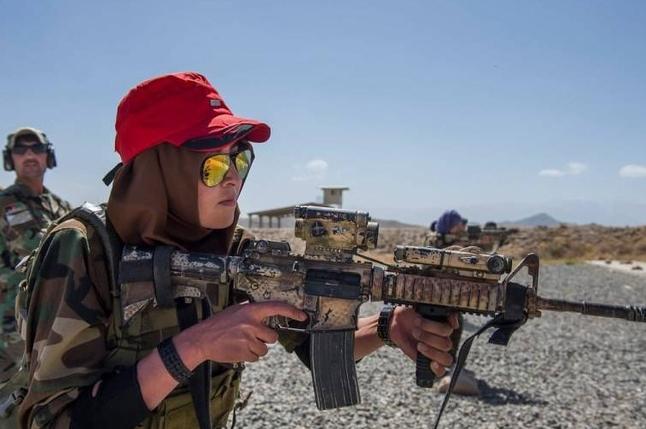 Điều ít biết về đội nữ đặc nhiệm của quân đội Afghanistan