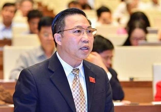 """Đại biểu Lưu Bình Nhưỡng: """"Lá đơn xin thôi việc chạm đến vấn nạn giáo dục"""""""