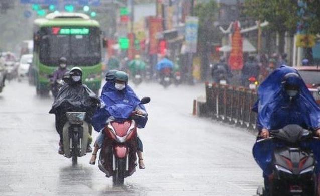 Thời tiết hôm nay ngày 16/10/2021: Miền Bắc có mưa, trời lạnh