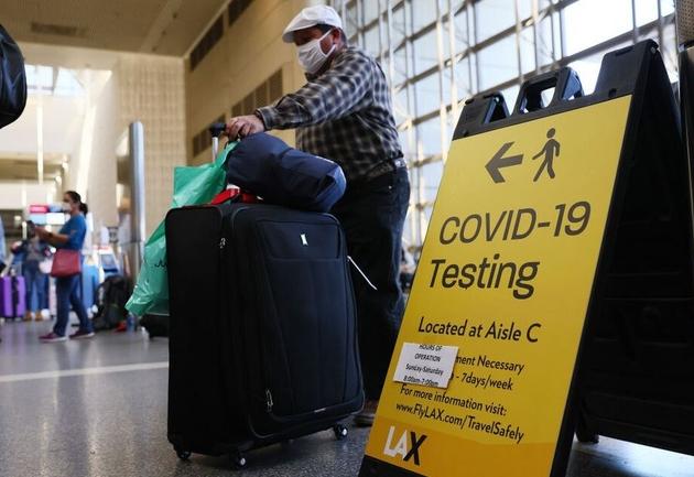 Mỹ cho khách nước ngoài đã tiêm đủ liều vaccine nhập cảnh