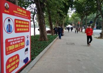 Hà Nội: Công bố cấp độ dịch cụ thể tại từng phường, xã