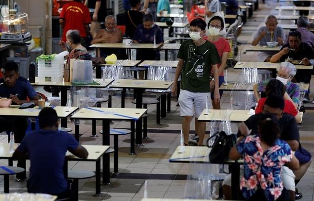 Covid-19 tăng đột biến, Singapore đối phó dịch nghiêm trọng chưa từng có