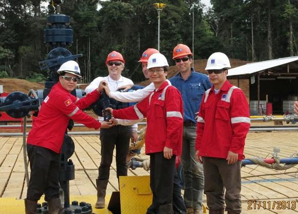 PVEP: Bắt đầu khai thác dầu tại rừng Amazon
