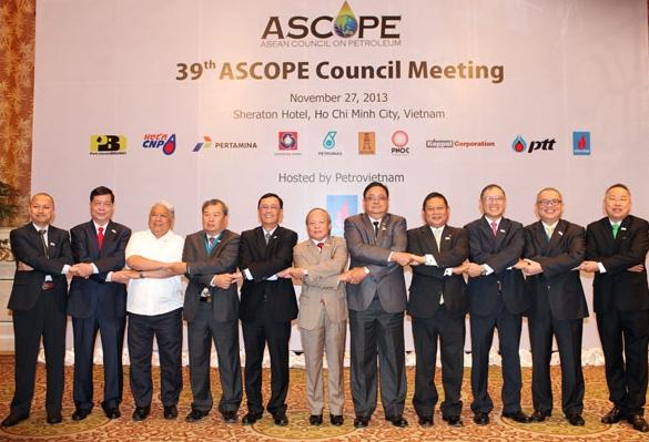Khai mạc Hội nghị và Triển lãm ASCOPE lần thứ 10