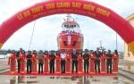 Hạ thủy tàu Cảnh sát biển 9004