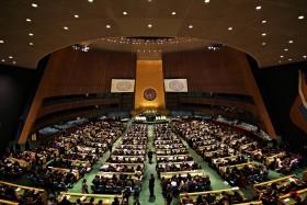 """""""Chạy"""" ghế Tổng thư ký Liên Hiệp Quốc"""