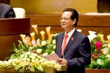 [Trực tiếp] Thủ tướng Nguyễn Tấn Dũng trả lời chất vấn