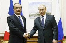 Pháp - Nga chia sẻ tin để tình báo chống IS