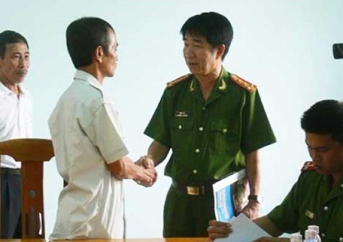 Đình chỉ điều tra đối với ông Huỳnh Văn Nén