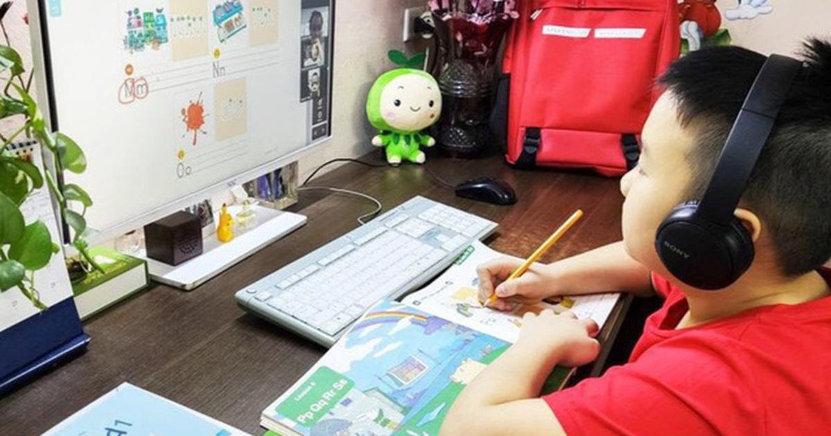 Hà Nội: Áp dụng học và thi trực tuyến đồng loạt các môn