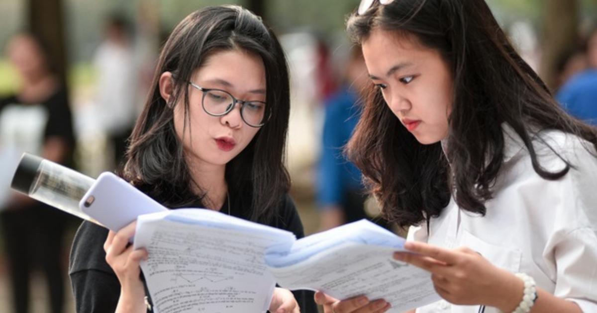 Phương thức xét tuyển đại học, thi tốt nghiệp ổn định đến năm 2025