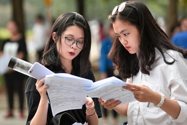 Phương thức xét tuyển đại học, thi tốt nghiệp ổn định đến năm 2025 - 1