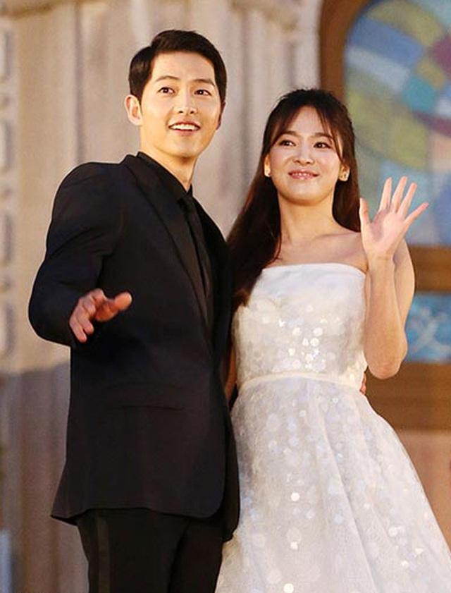 Song Hye Kyo từng muốn sinh con trước khi ly hôn Song Joong Ki - 3
