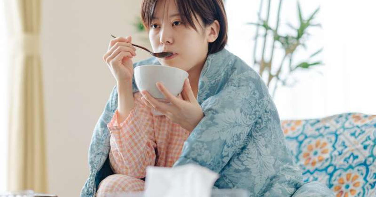 Nên ăn gì khi bị cảm cúm?