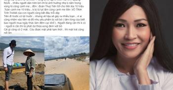 Phương Thanh làm việc với Sở Thông tin & Truyền thông TP HCM