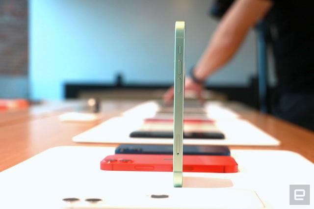 Cận cảnh bộ đôi iPhone 12 mini và 12 Pro Max - Khác biệt lớn về kích cỡ - 5