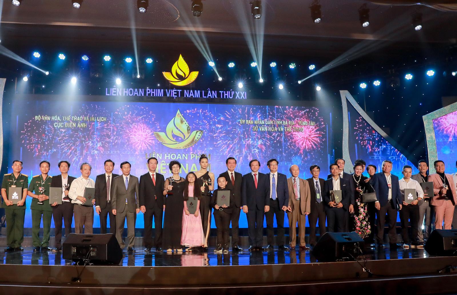 Xây dựng Liên hoan Phim Việt Nam trở thành thương hiệu quốc gia