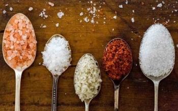 9 loại muối tốt cho sức khỏe