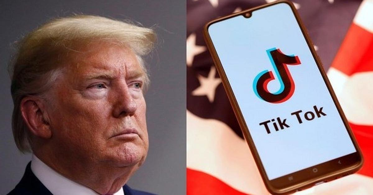 """Bận rộn với bầu cử, Tổng thống Trump """"bỏ quên"""" việc trừng phạt TikTok"""