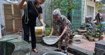 Mục sở thị giếng cổ có tuổi đời trăm năm giữa lòng Hà Nội