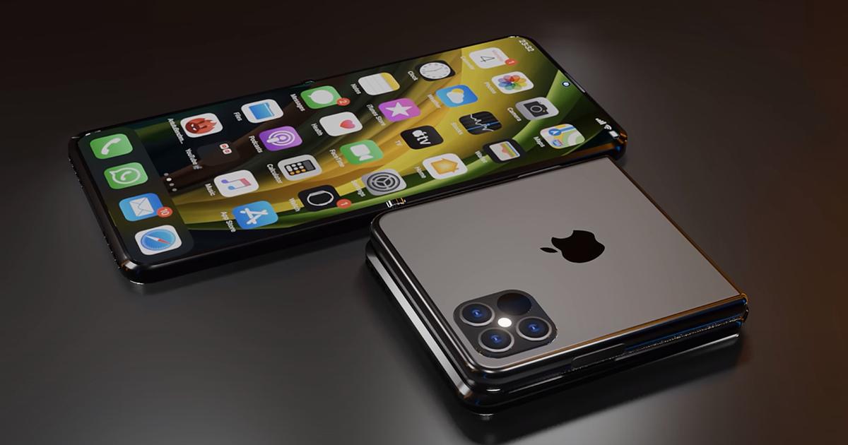 Apple gửi iPhone màn hình gập cho đối tác, sẵn sàng quá trình sản xuất