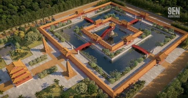 Khám phá di sản kiến trúc chùa Một Cột thời Lý bằng công nghệ thực tế ảo - 1