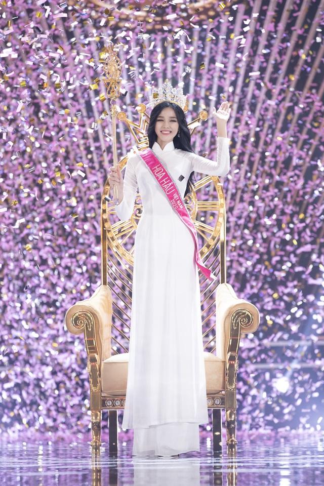 Hành trình chinh phục vương miện của tân hoa hậu Đỗ Thị Hà - 1