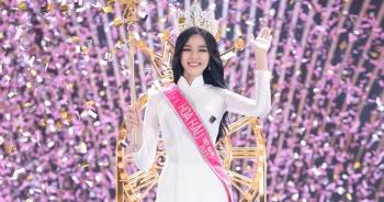 Hành trình chinh phục vương miện của tân hoa hậu Đỗ Thị Hà