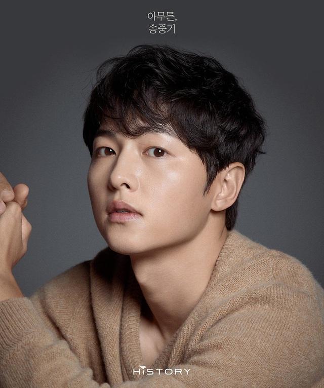 Dự án phim tiền tỷ của Song Joong Ki không thể ra rạp - 1