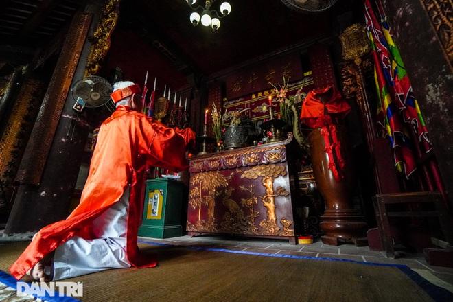 Chiêm ngưỡng ngôi đình cổ 1.500 tuổi ở Hà Nội - 6